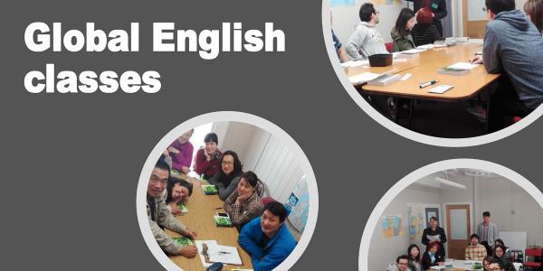 Global English class